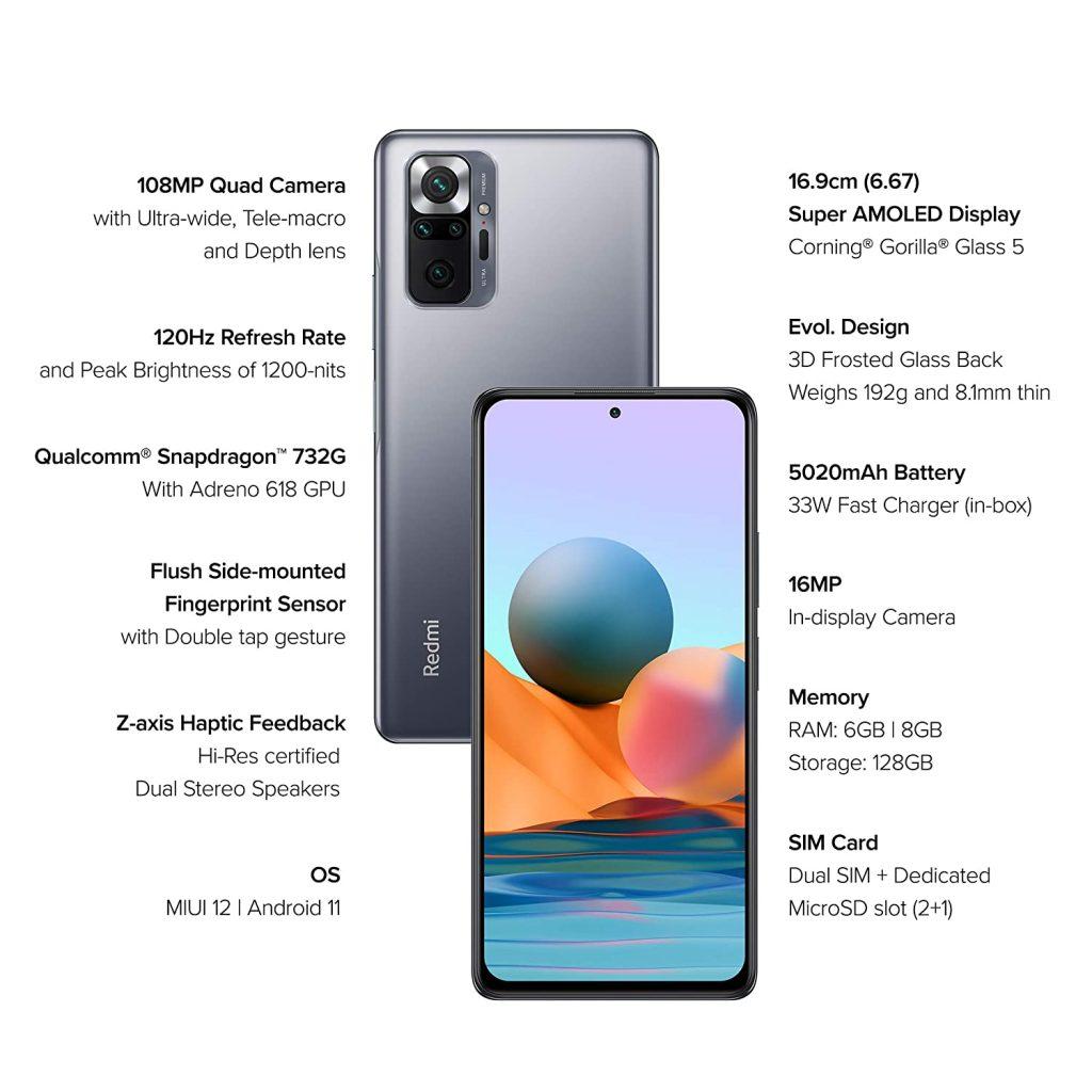 top 5 best redmi mobile phones