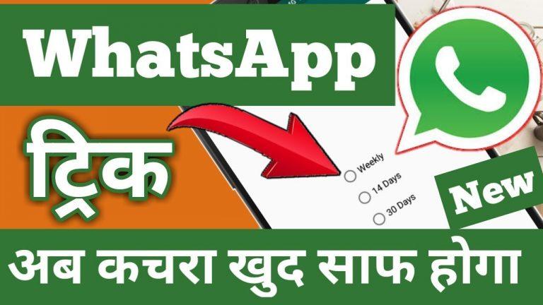 whatsapp cleaner app