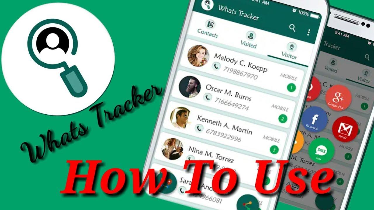 whats tracker whatsapp