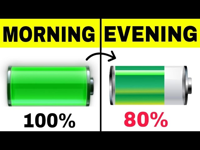how to battery increase