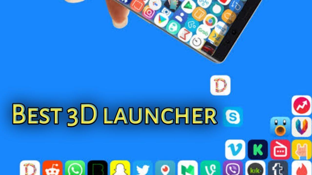 3d launcher wallpapers
